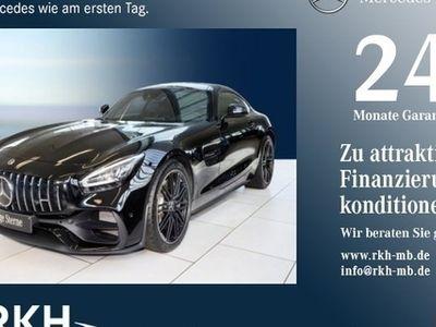 gebraucht Mercedes AMG GT Mercedes- Navi/Pano-Dach/Night/Aerodynamik Styling