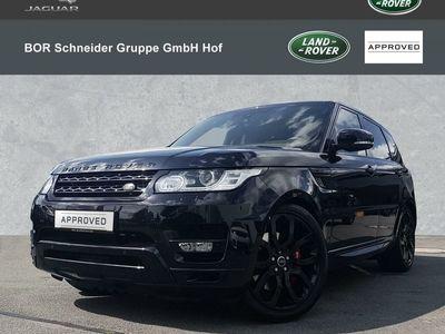 gebraucht Land Rover Range Rover Sport 5.0 V8 HSE SHZ Rückfahrkamera
