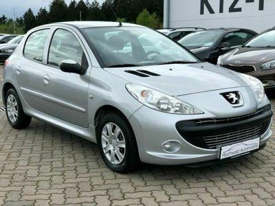 gebraucht Peugeot 206+ 1.4 HDi KLIMA GARANTIE TÜV NEU