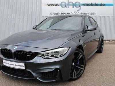 gebraucht BMW M3 M DKG Navi Prof. Klimaaut. Head-Up