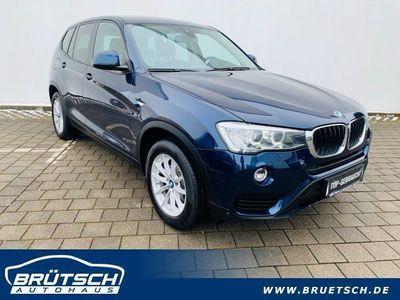 gebraucht BMW X3 xDrive20d AUTOMATIK / LEDER / NAVI / XENON