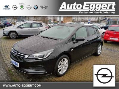 gebraucht Opel Astra Edition Start Stop 1.4 Turbo Navi PDCv+h LED-Tagfahrlicht Multif.Lenkrad RDC