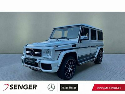 "gebraucht Mercedes G63 AMG AMG ""Exclusive Edition"" Distronic AHK"