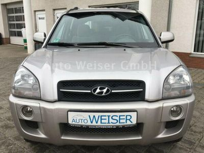 käytetty Hyundai Tucson 2.0 GLS