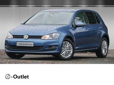 gebraucht VW Golf VII CUP 1.6 TDI Navi/ParkAssist/GRA/Sitzh.