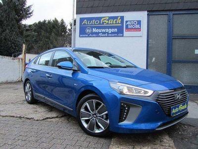 used Hyundai Ioniq Style Hybrid NAVI ALU