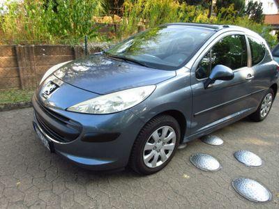 gebraucht Peugeot 207 * 72000 km, 1. Hand & unfallfrei