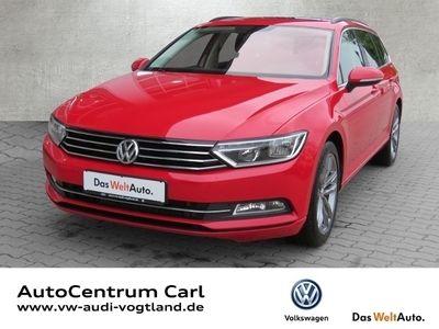 gebraucht VW Passat Variant Comfortline 2,0 TDI CL BMT 190PS, DYNAUDIO,DCC,PANORAMA KLIMA ALU