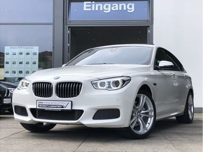 second-hand BMW 535 Gran Turismo d xDrive