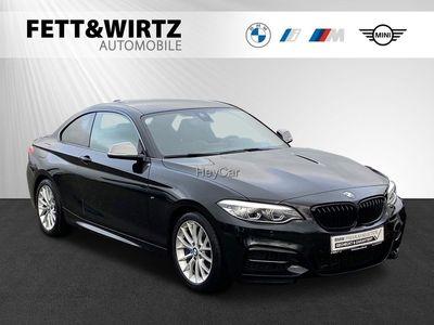 gebraucht BMW M240 Coupe Aut. NaviProf. H/K DA LED RFK