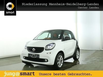 gebraucht Smart ForTwo Coupé 52kW passion SHZ Pano