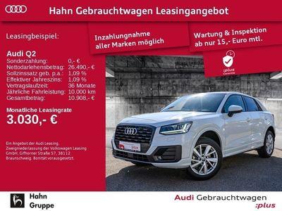 gebraucht Audi Q2 sport 30 TFSI 85 kW (116 PS) S tronic