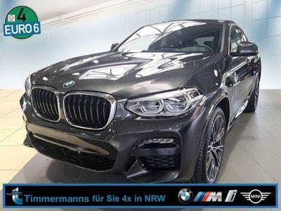 gebraucht BMW M3 X4 xDrive30d AT M Sport Navi Leder Tempom.aktiv Panoramadach XenonSchn.