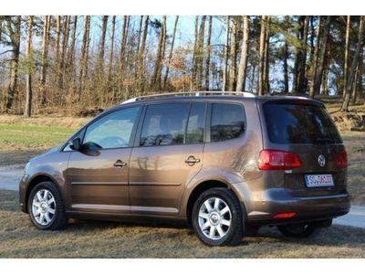 gebraucht VW Touran Life BlueMotion Navi 7-Si