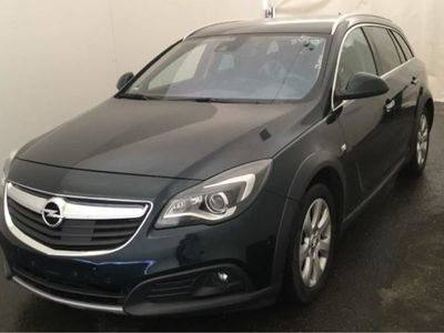 gebraucht Opel Insignia Country Tourer 2.0 SIDI 4x4 Navi Xenon Cam