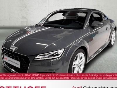 gebraucht Audi TT Coupé 40 TFSi Virtual DAB NaviPlus