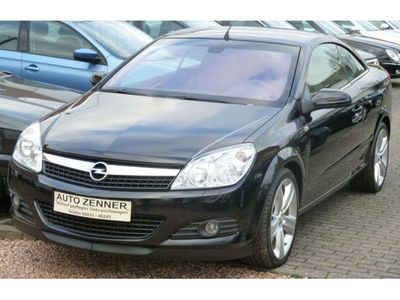 gebraucht Opel Astra Cabriolet Twin Top 1.6 Turbo
