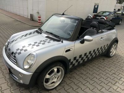 used Mini Cooper Cabriolet 1.6l