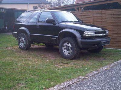 gebraucht Chevrolet Blazer Mid