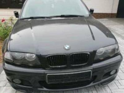 käytetty BMW 2000 E46 bj 2.0 diesel automatik 136ps
