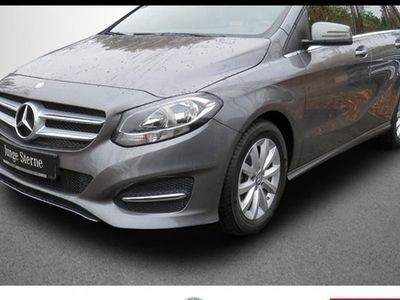 gebraucht Mercedes B200 Style Panorama Navi Exklusiv-Paket Sitzhzg