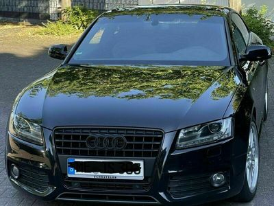 gebraucht Audi A5 2.7 TDI Sline Automatik Volleder Navi