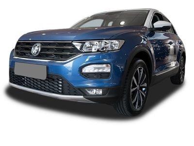 used VW T-Roc 2.0 TDI DSG 4M STYLE Navi ALU ACC DAB+
