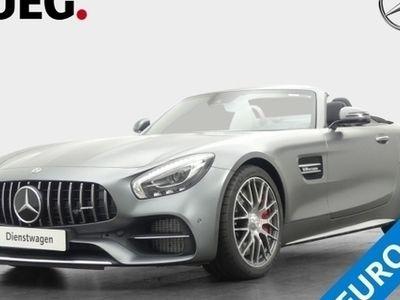 gebraucht Mercedes AMG GT C Roadster NP 180t