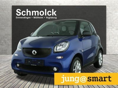 gebraucht Smart ForTwo Coupé 52KW PASSION/LED&S/PANO/SHZ/COOL&AUDIO/