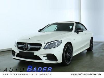 gebraucht Mercedes C43 AMG AMG 4Matic Cabrio 4xHighEnd AHK NP 98.330,-