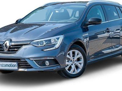gebraucht Renault Mégane GrandTour Megane LIMITED Deluxe BLUE dCi 115 EU6