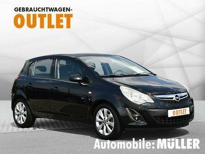 gebraucht Opel Corsa 1.2-16V|Klima|Tempomat|5trg.|Alu