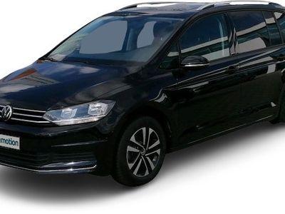 gebraucht VW Touran Touran2.0 TDI United 7 SitzerNaviPanoramadachAHK schwenkbar