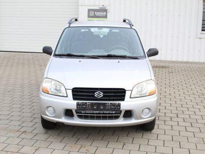gebraucht Suzuki Ignis 4WD Cool/Klima/elFh/Tüv 3/20