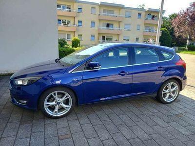 gebraucht Ford Focus Titanium Eco Boost 1.0