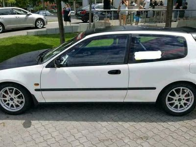 gebraucht Honda CR-X CivicEG EH 3 4 5 6 TÜV Rennwage...