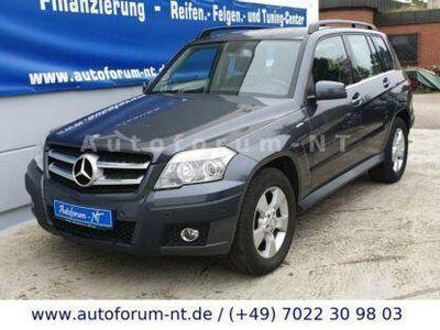 gebraucht Mercedes GLK220 CDI 4-Matic BE Automatik