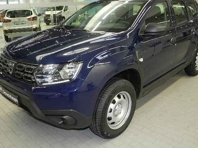 gebraucht Dacia Duster SCe 115 2WD Access 4.582 km