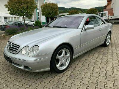 gebraucht Mercedes CL600 Coupe Rentnerfahrzeug