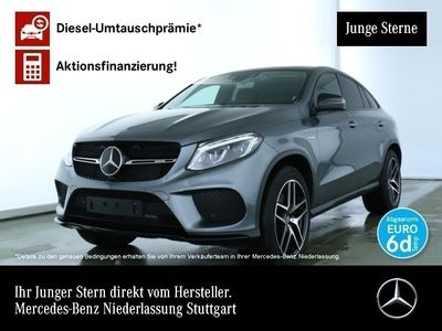 gebraucht Mercedes GLE43 AMG AMG Cp. 4M AMG Line 360° Pano Distr.