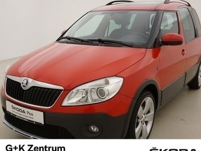gebraucht Skoda Roomster Scout 1.2TSI 77kW*Climatronic*PanoGSD*S K