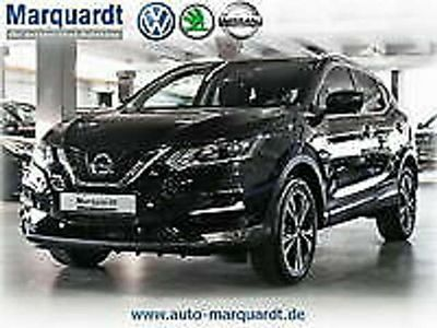 gebraucht Nissan Qashqai 1.3 DIG-T 140 PS N-Connecta Pano 18' Nav