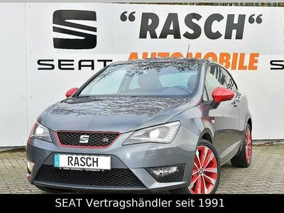gebraucht Seat Ibiza SC 1.0 TSI FR +NAVI+KLIMA+RADIO+GARANTIE++