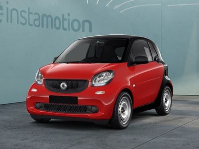 gebraucht Smart ForTwo Coupé ForTwo52 kW Cool&Audio Klima Bluetooth