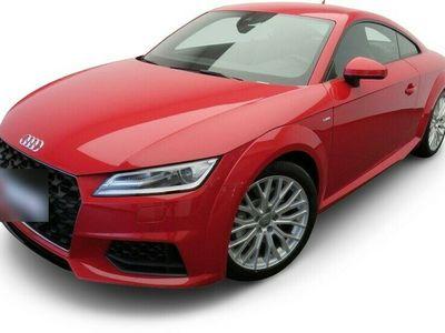 gebraucht Audi TT Coupι S-LINE 45 TFSI 245PS QUATTRO S-TRONIC L