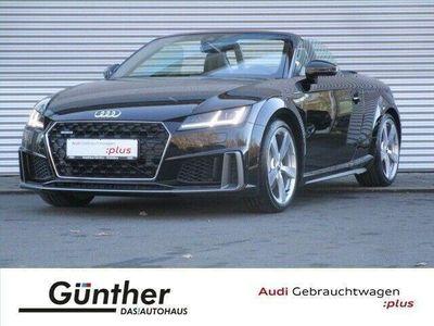 gebraucht Audi TT Roadster 45 TFSI QUATTRO S LINE S TRONIC+LED+KOPFH