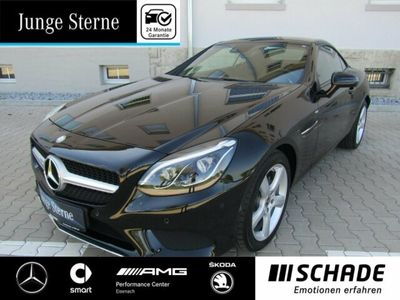 gebraucht Mercedes 180 SLCRoadster LED*Panorama*Navi*9G-Tronic*