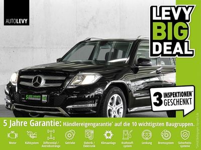 gebraucht Mercedes GLK220 CDI Blue Efficiency *PDC*8FACH*NAVI*SHZ*