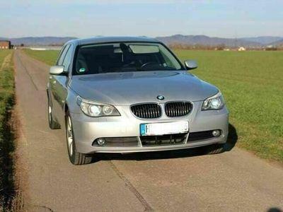 gebraucht BMW 523 i 2006 als Kombi in Heddesheim