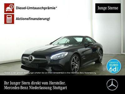 gebraucht Mercedes SL400 AMG Harman COMAND Distr+ ILS LED Sitzklima